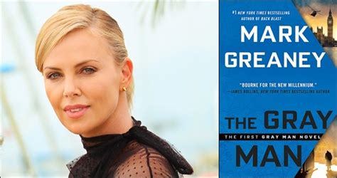 New Writers Take to  The Gray Man  Starring Charlize ...