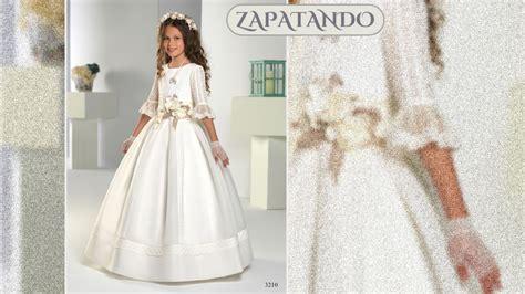 Niña | Comunión | Traje o vestido de comunión para niña ...