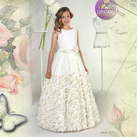Niña   Comunión   Traje o vestido de comunión para niña ...