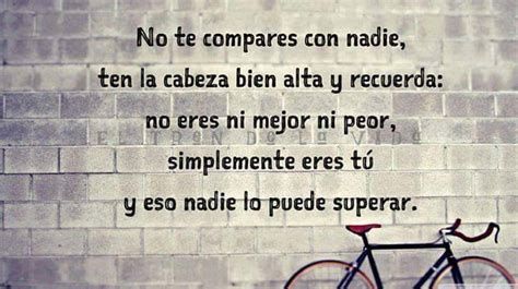 No Te Compares Con Nadie   FRASES.PW