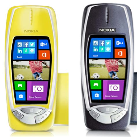 Nokia 3310 With 41 MP Pure View.........April Fool or a ...