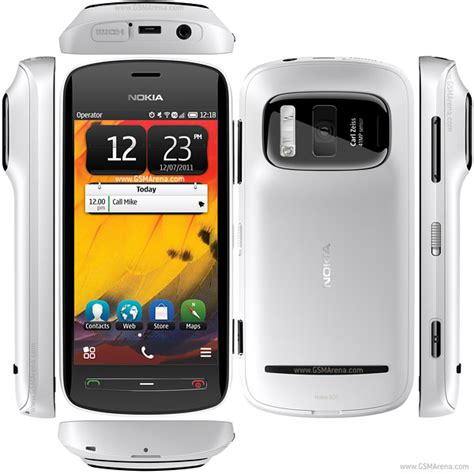 Nokia 808 PureView pictures, official photos
