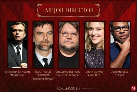 Nominados a los premios Oscar 2018  +Lista