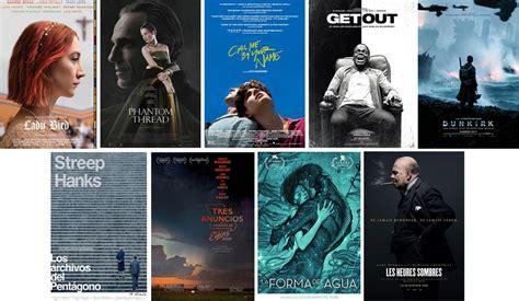 nominados mejor película oscars 2018 – Fantasymundo