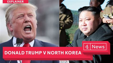 North Korea vs Trump explained: The latest as the US ...