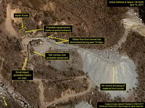 Nuevas fotos muestran que Corea del Norte prepara otro ...