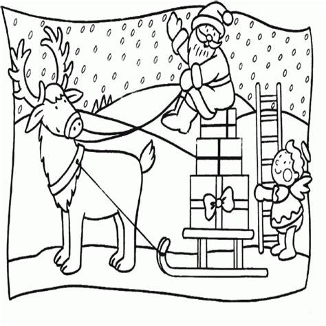 Nuevo Dibujos De Navidad originales Para Colorear