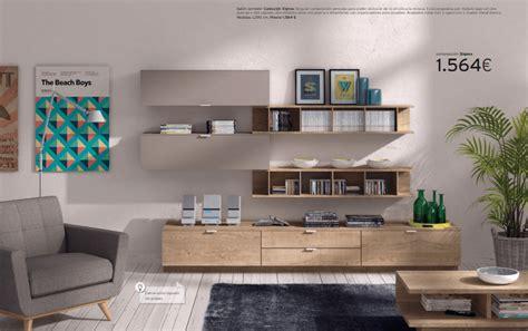 Nuevos muebles de salón Kibuc 2017 | iMuebles