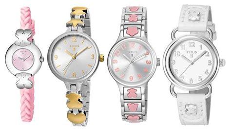 Nuevos relojes Tous niña, un regalo ideal para comuniones ...