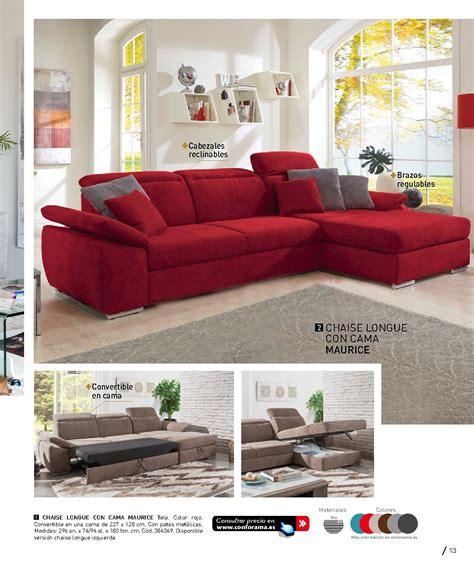 Nuevos sofás del catálogo Conforama 2018 | iMuebles