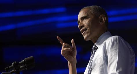 Obama to GOP: You built Trump   POLITICO