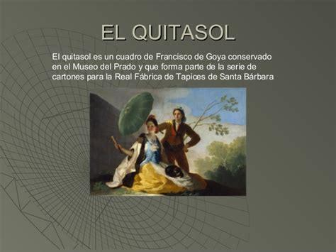 Obras de francisco de goya