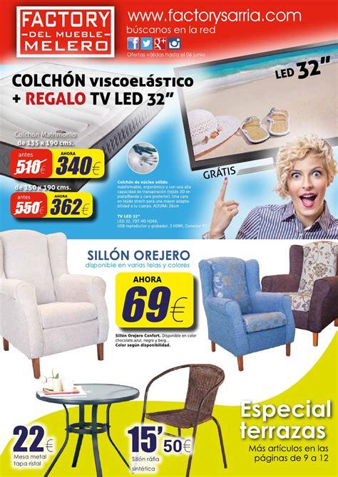 Ofertas Factory del mueble melero abril 2015 by Factory ...