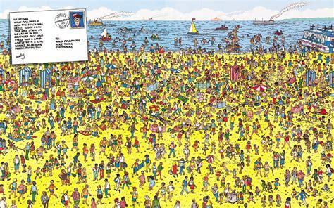 Onde está o Wally? | Fificomenta s Blog