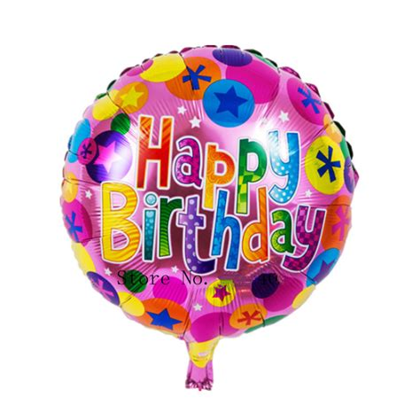 Online Buy Wholesale happy birthday balloons from China ...