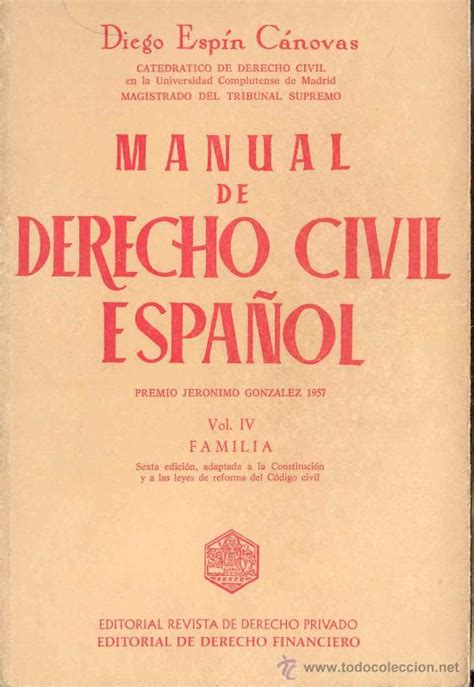 Opiniones de codigo civil espanol