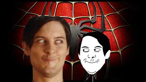 ORIGINAL  SpiderMan Face MEME Origin  Video Clip    YouTube