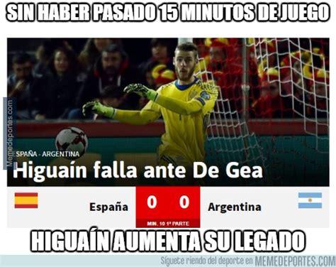 Os memes da goleada da Espanha sobre a Argentina | Goal.com