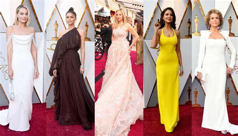 Oscar 2018 – Confira todos os vestidos e looks das famosas