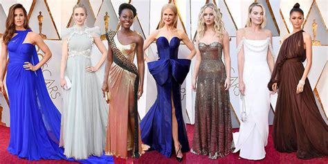 Oscars 2018: All The Best Dresses From The Red Carpet ...
