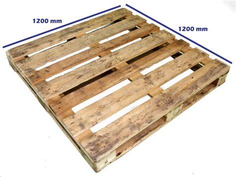 Otros Palets de Madera : Palet 1200 x 1200 Reciclado