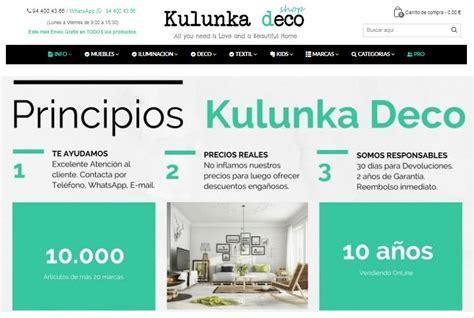 Outlet muebles y decoración online 2018: opiniones sobre ...