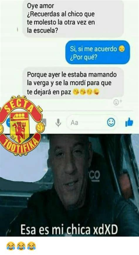 Oye Amor Recuerdas Al Chico Que Te Molesto La Otra Vez en ...