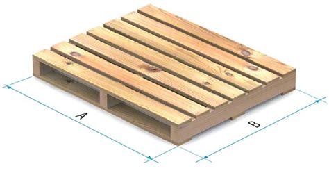 Palets de madera  medidas y tipos    Mecalux.es
