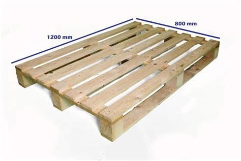 Palets en Oferta : Palet 1200 x 800 SemiFuerte Reciclado