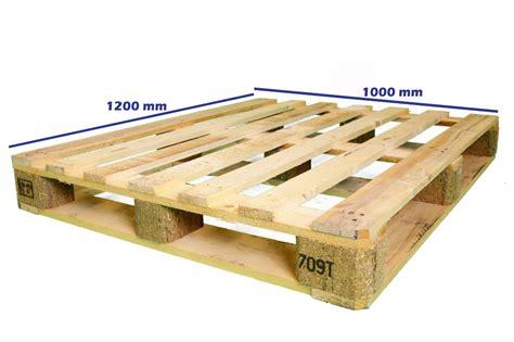 Palets Exportación NIMF 15 : Palet 1200 x 1000 Fuerte ...