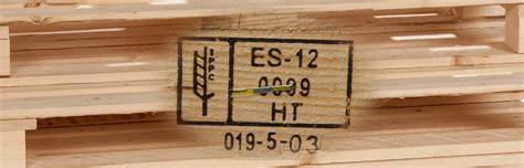 Palets reciclados de madera   Normativa: ¿Qué es la NIMF 15?
