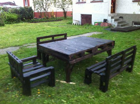 Pallet Garden Furniture • 1001 Pallets