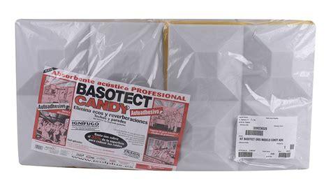 Panel absorbente acústico Recticel BASOTEC ADHESIVO ...