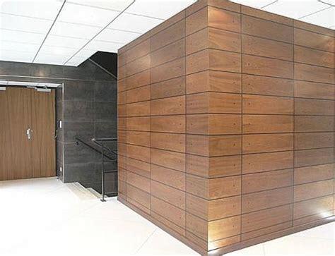 Paneles de madera para las paredes