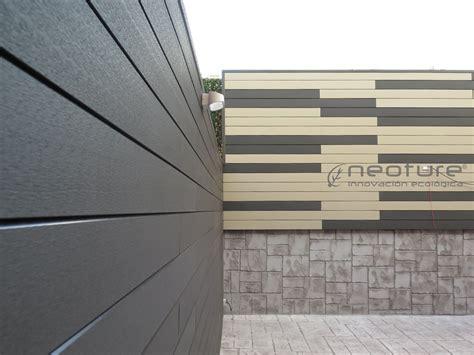 Paneles de revestimiento exterior. Paredes y fachadas de ...