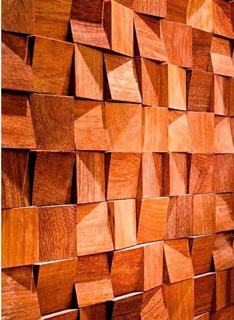 Paneles Decorativos 3d Revestimientos De Madera Paredes ...