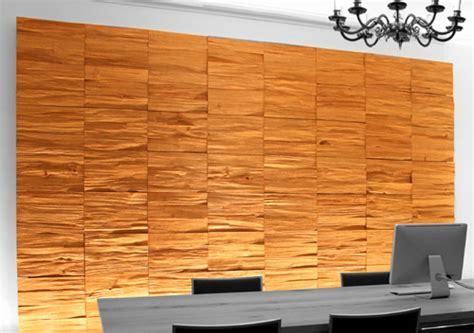 Paneles decorativos de madera para paredes
