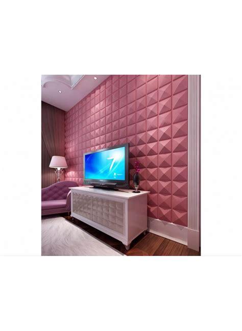 Panou decorativ 3D, fibra bambus,ideal design pereti   Homely