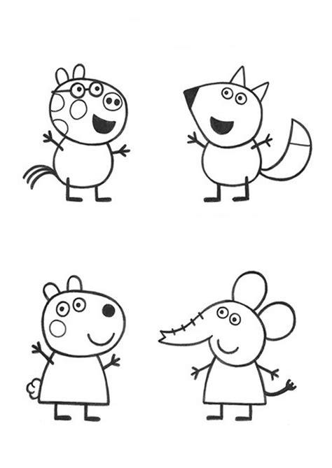 Para Dibujar Peppa Pig Online y Divertidos