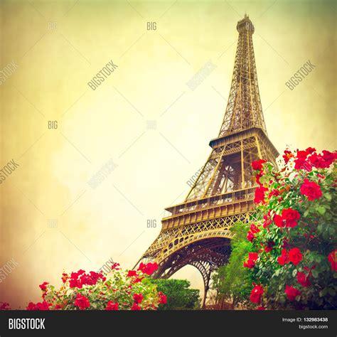 Paris. Eiffel Tower Sunrise, Paris Image & Photo | Bigstock