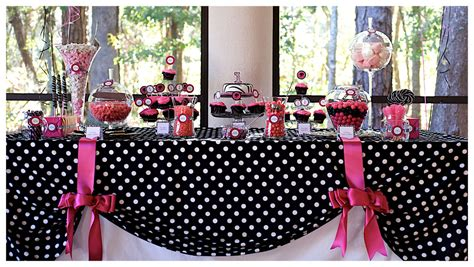 Party Table Decorations | Party Favors Ideas