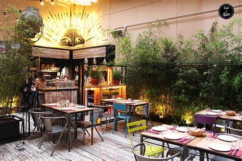 Pátios e terrazas para tapear no verão | BiteMeMad