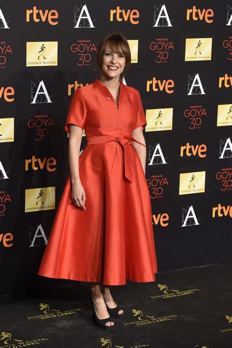 Paula Ortiz en la cena de los nominados a los Goya 2016 ...