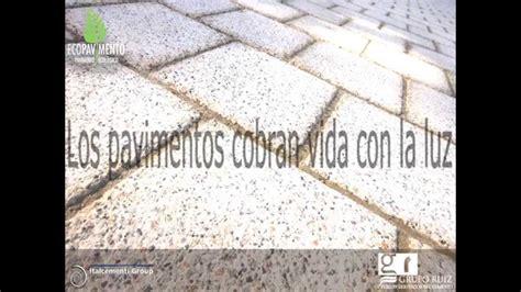 Pavimento ecologico descontaminante   ECOPAVIMENTO   YouTube