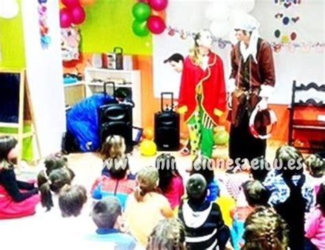 Payasos para fiestas de cumpleaños infantiles en Murcia