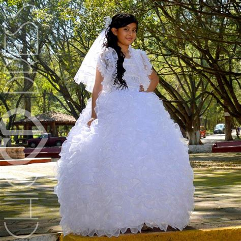 PC24 K vestido de comunion niña.   ChicDress   Vestidos de ...