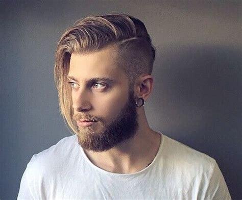 Peinados para cabello largo hombres, cortes con estilo ...