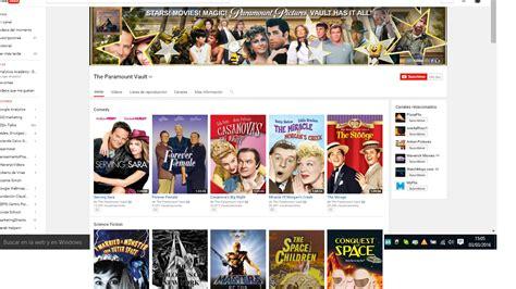 Películas que puedes ver completas en YouTube   Cultura ...