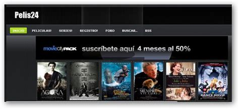 Pelis24, mas cine online desde casa   Codigo Geek