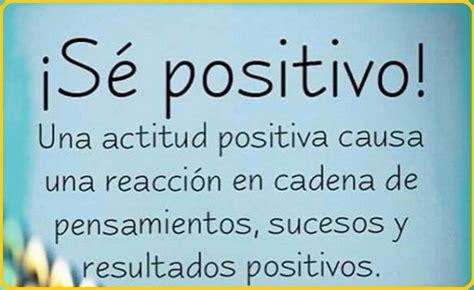 Pensamientos Positivos Que Enriquecen El Alma | Frases ...